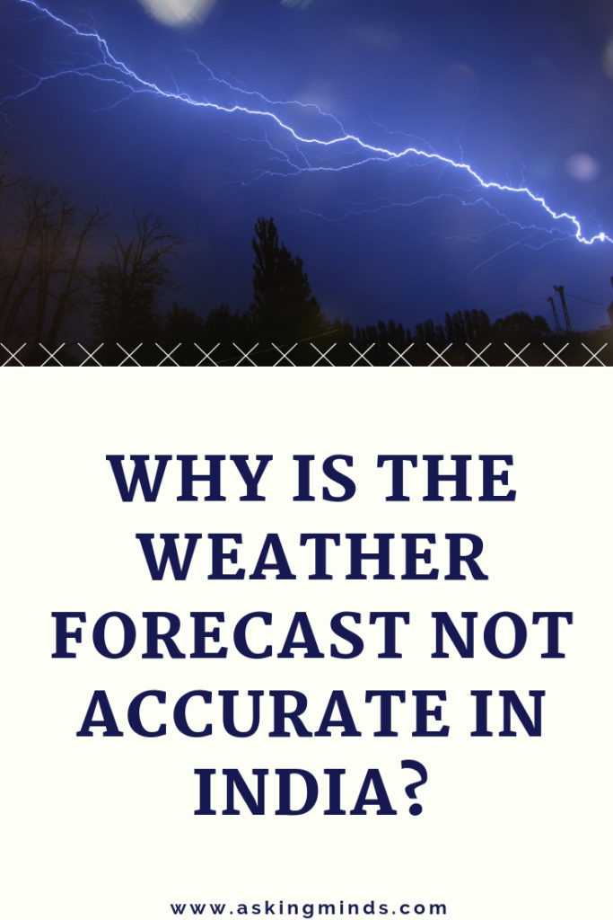 Why is the weather forecast not accurate in India? - Indian weather | weather forecast | broadcast | Nature | inaccurate forecasting | Living | conservation activities | save the environment | environment awareness | save the earth - #weather #forecasting #awareness #indian